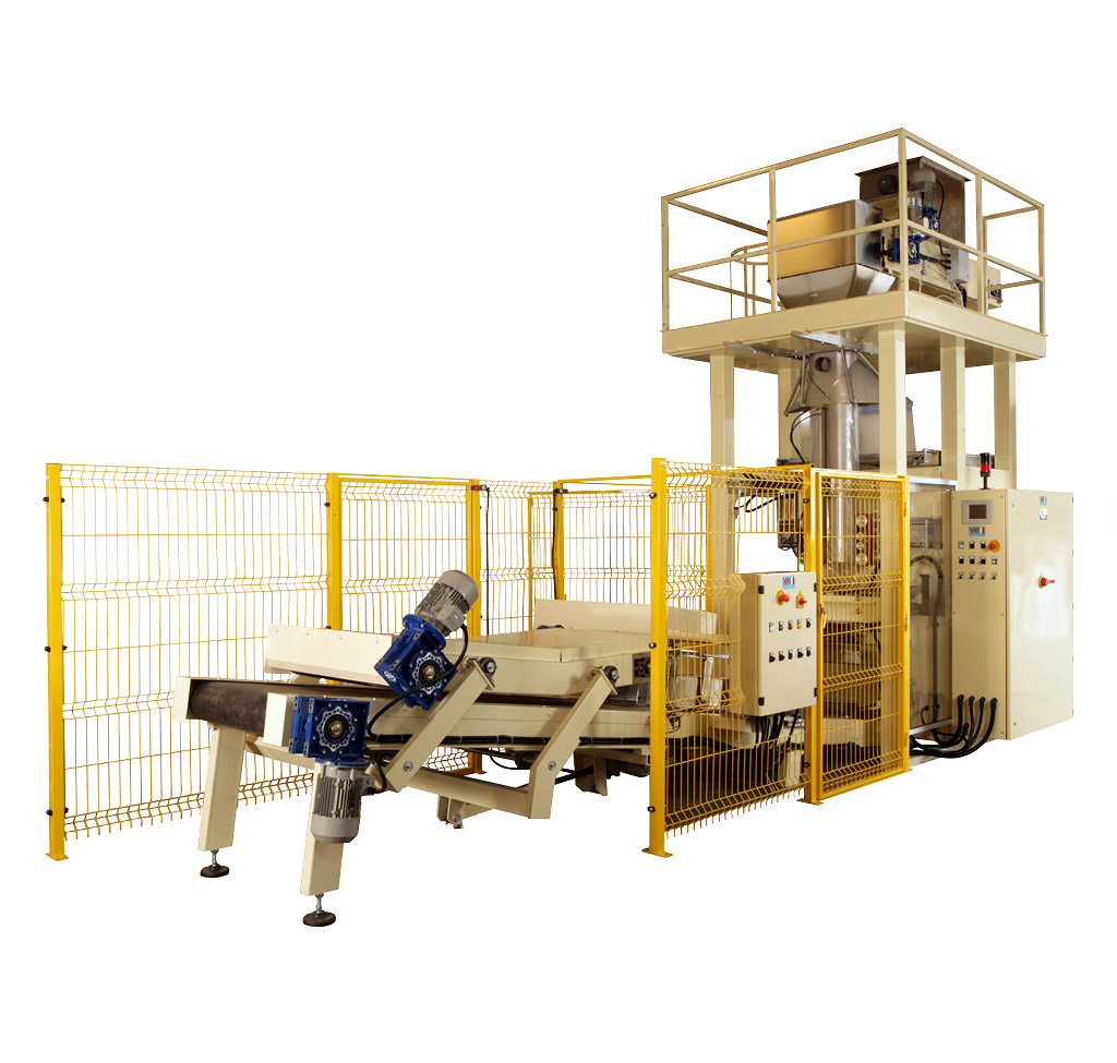 Macchine confezionatrici verticali V30 per sacchi di grandi dimensioni